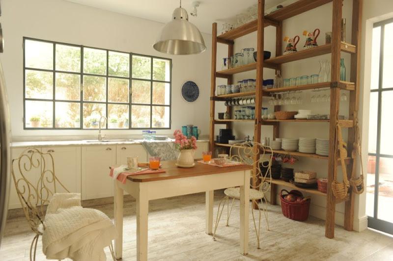 Genial cocinas de campo fotos cocinas de casas de campo - Cocinas rusticas de campo ...